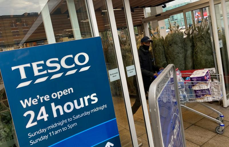 Tesco faces shareholder vote to do more to tackle UK obesity