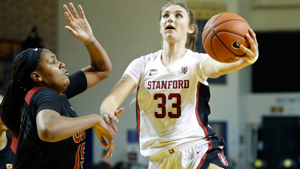 No. 5 Stanford pulls away for 83-58 win over Oregon State