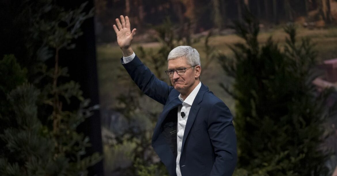 Go read this Bloomberg story on how Tim Cook turned Apple into a $2.3 trillion powerhouse